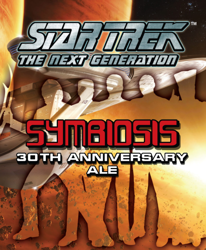 Star Trek Symbiosis 30th Anniversary
