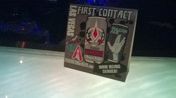 First Contact Party July 31