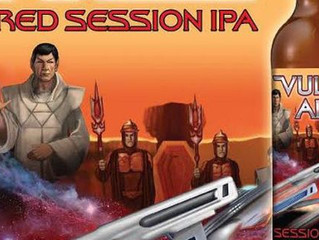 Romulan Ale May Have Been Illegal, But This 'Star Trek' Beer Isn't