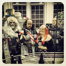 Klingon Gathering in Halifax
