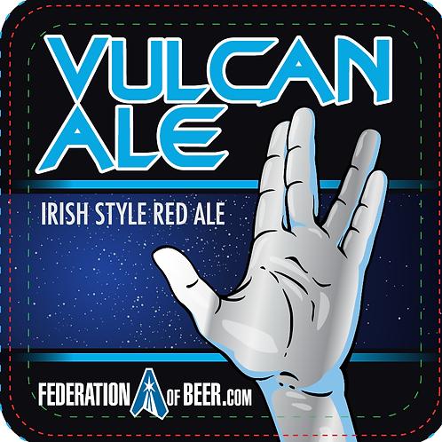 Vulcan Ale Beer Coaster - Season One - Episode One