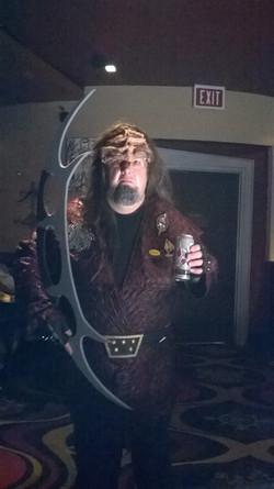 STLV Klingon Warnog