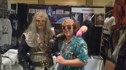 STLV - Perfect for a Klingon...