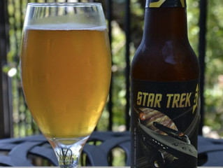 To Boldly Go Where No Beer Has Gone Before