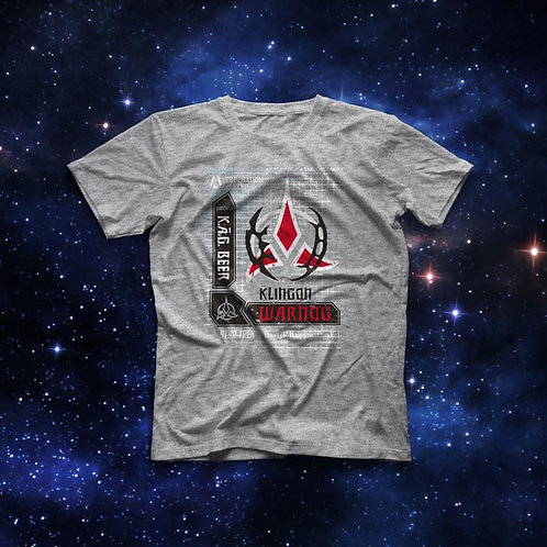 Klingon Warnog T-Shirt