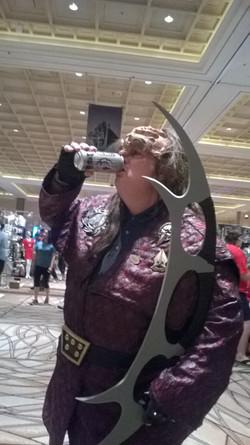 Klingon Rehydration