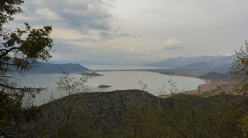 Lesser Prespa Lake
