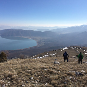 Hikes and beers - Tomoros, Galicica N.P.