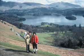 First Wainwright - Castle Crag