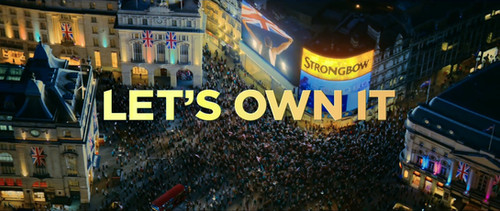 Strongbow | TVC