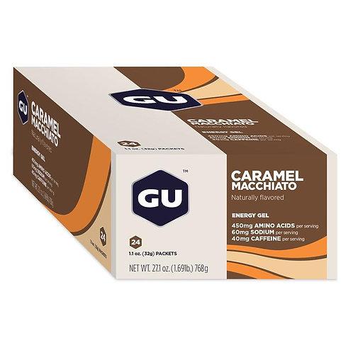 Caja de 24 Unidades Gel Original   Caramelo Macchiato 768g
