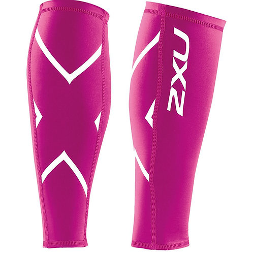 2XU Compression Calf Guard Leggings | pink