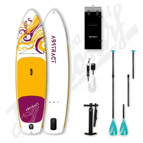 Pack SUP KRAKEN 10' | ABSTRACT
