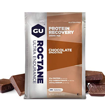 Roctane Protein Recovery Drink Mix   Chocolate Smoothie 62g