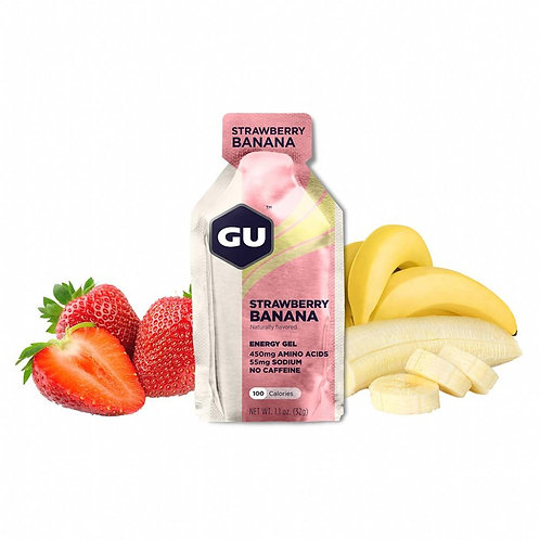 Gel Original | Strawberry Banana 32g