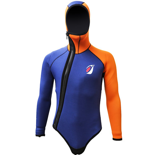 Chaqueta Neopreno Bolero Ice 5mm | AquaDesign