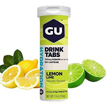 Hydration Drink Tabs | Lemon Lime 56g