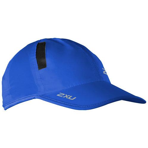 Boné 2XU Run Cap | Blue/Black