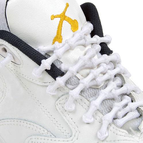 Xtenex Adjustable Shoelaces | White