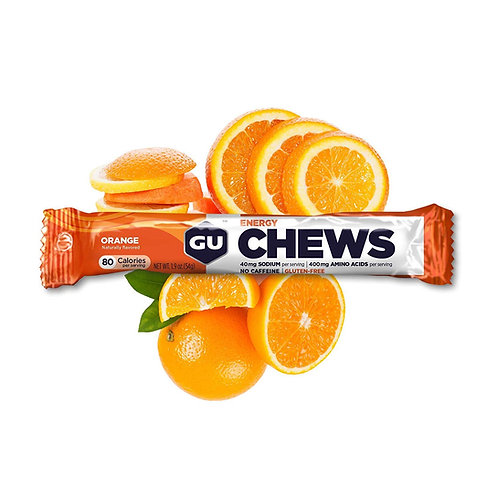 Energy Chews | Orange 54g