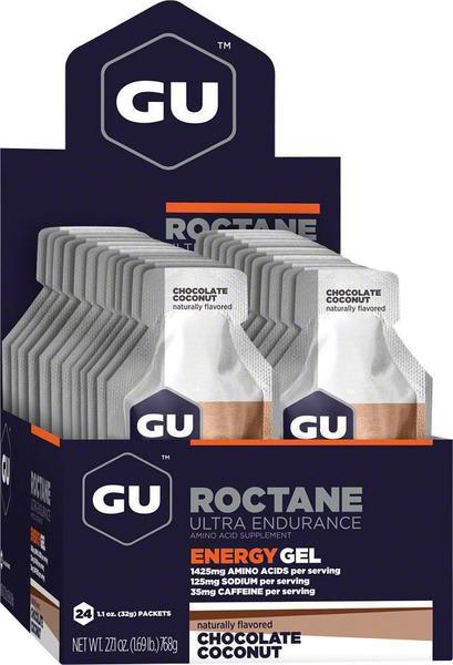 Caixa de 24 Unidades Roctane | Chocolate Coconut 768g