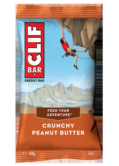 Oat Energy Peanut Butter Bar | Clif Bar 68g