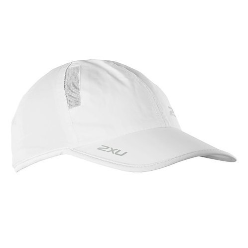 Boné 2XU Run Cap | White