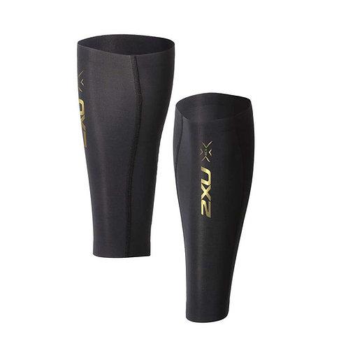 2XU MCS Compression Calf Guard Leggings | black