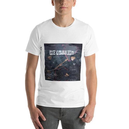 Spudavell x The Hitter Album Short-Sleeve Unisex T-Shirt