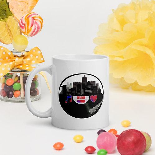 Music Is Passion coffee mug
