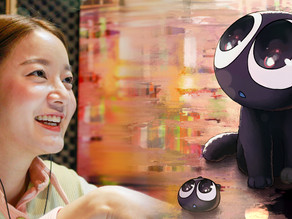 "Ink Waruntorn and Her New Roles as ""Xiao Hei"" in ""The Legend of Hei"" Animated Feature Film"