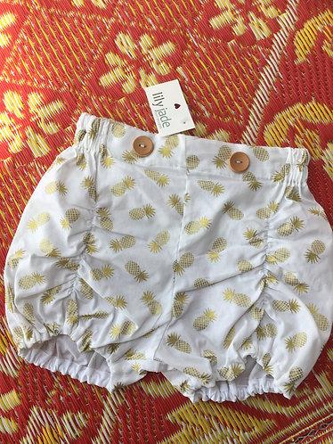 Pineapple Pucker Shorts