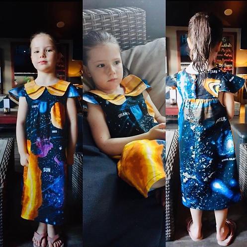 Solar System 🌓 Dress
