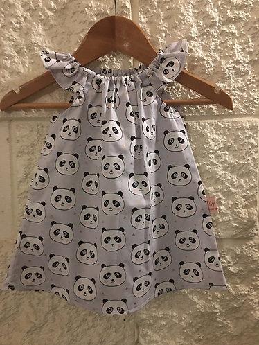 Kawai Panda 🐼 Dress