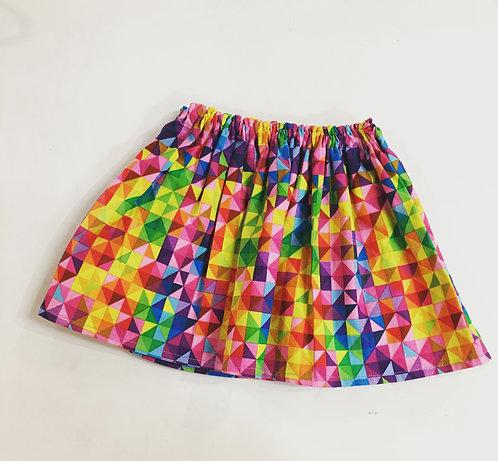 Rainbow 🌈 Hexa Skirts