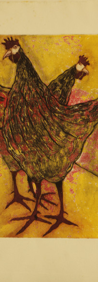 Chooks by Lesley Speed
