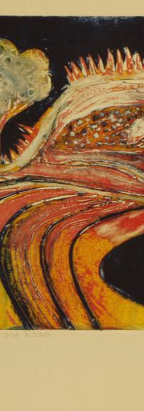 Waterholes and Roads by Janelle Boyd