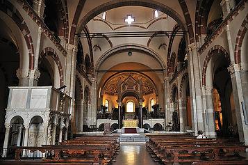 Transfer-Milano-visita-Basilica-Sant'Ambrogio