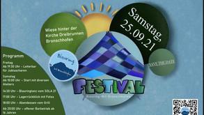 Blauring Festival 24-25.9.2021