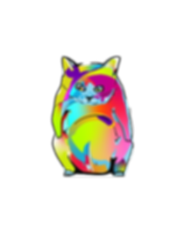 baloo the bear cat neonderthal designs va