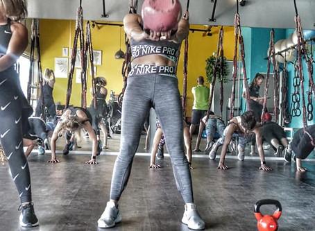 אימון פונקציונלי - עובד על כל הגוף