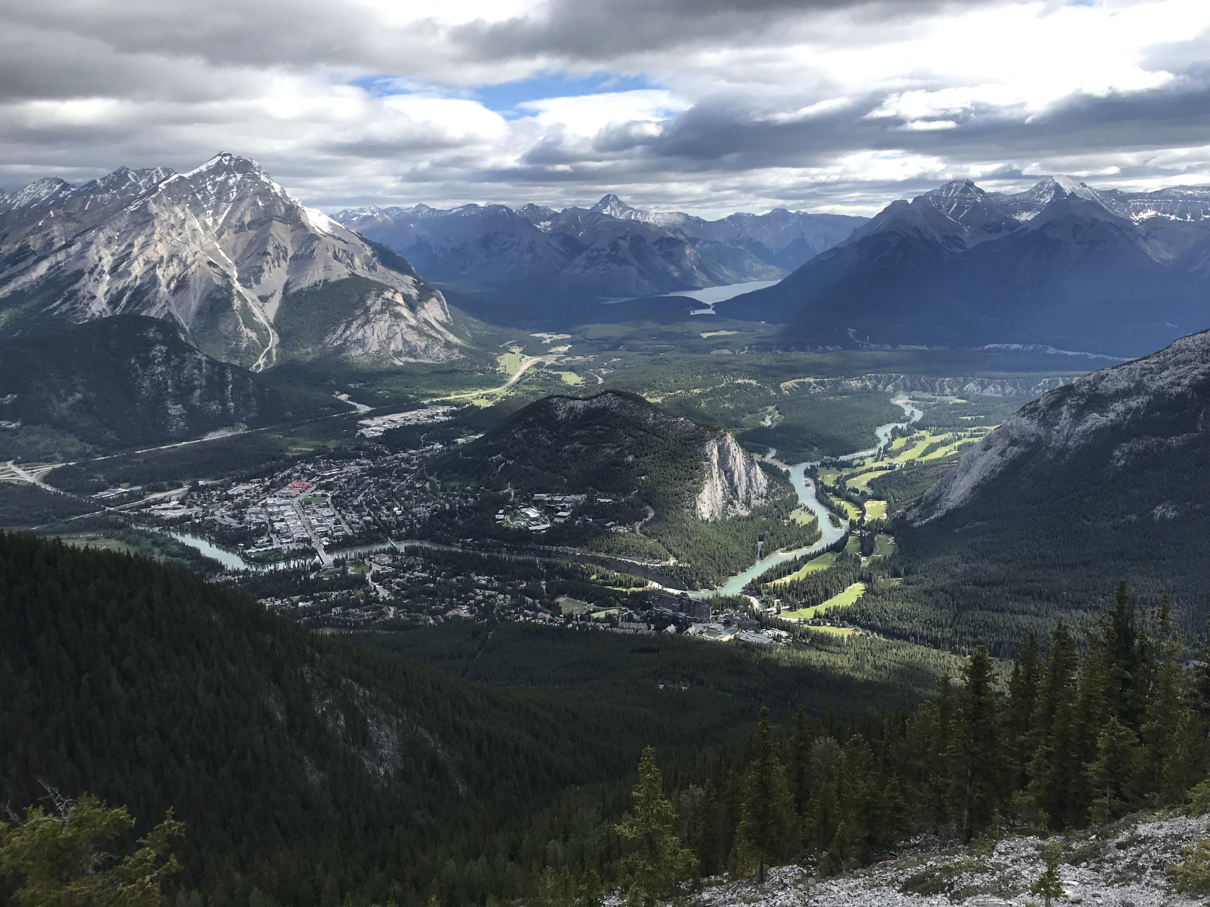 Banff, British Colubmia