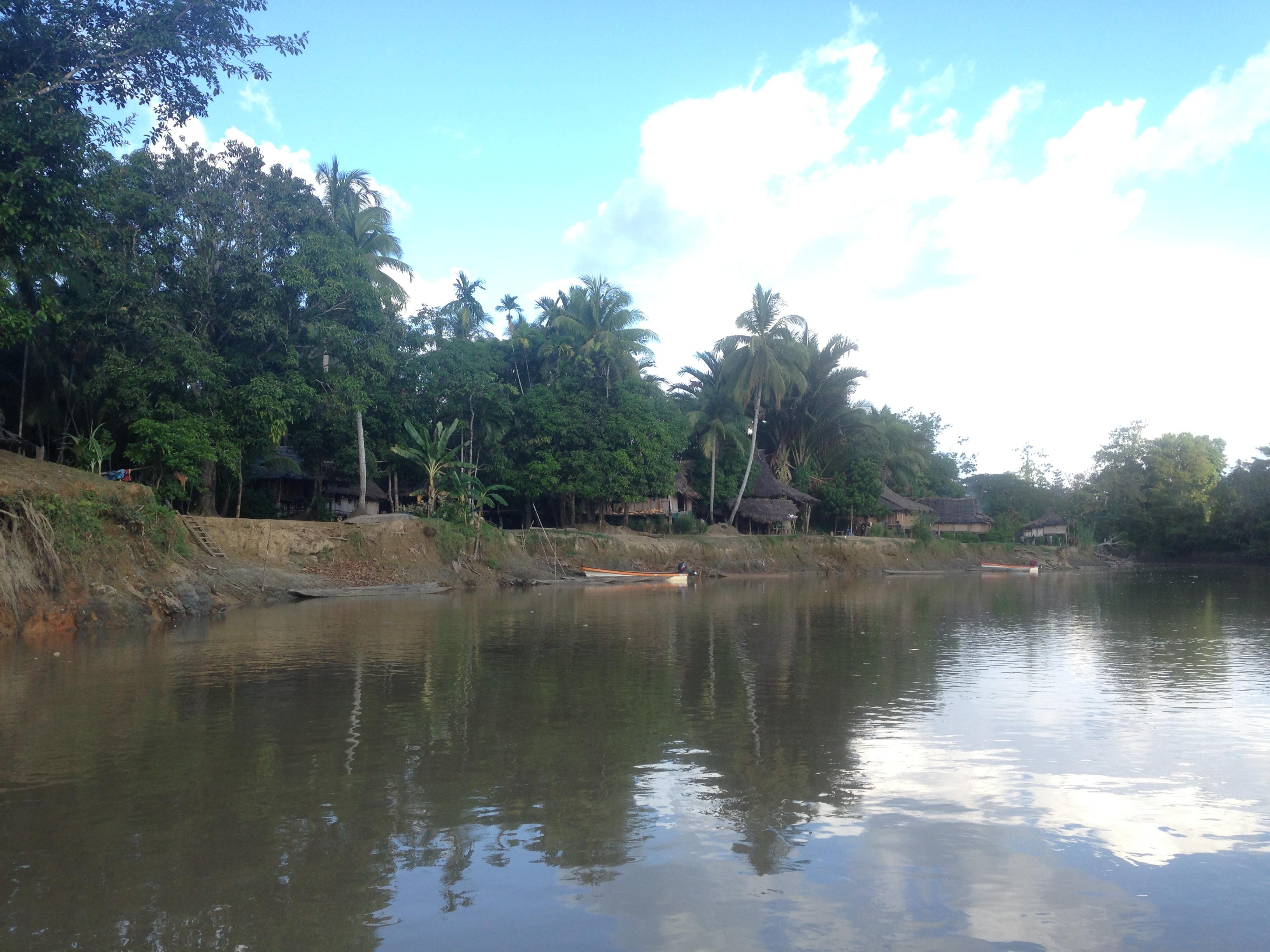 Karawari River, Papua New Guniea