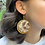 Thumbnail: Leather and wood circles
