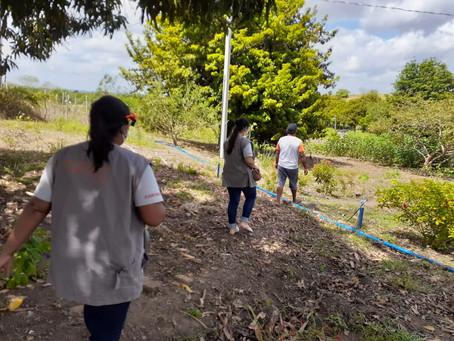 Casa do Migrante faz acompanhamento de família de Venezuelanos/as em Sapé/PB