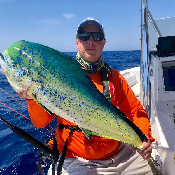 Mahi Outing - Trophy for most caught