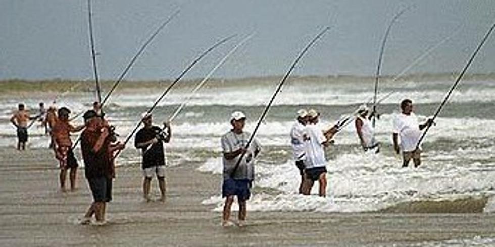 Fall Surf Fishing Tournament