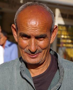 A Jordanian Welcome