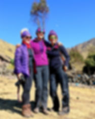 Karen Loftus, Women's Adventure Travels, Peru, Solo Travel