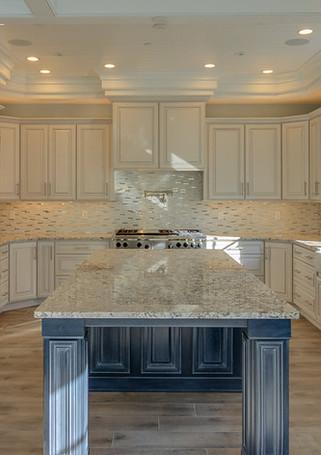 New kitchen in Sunset Island